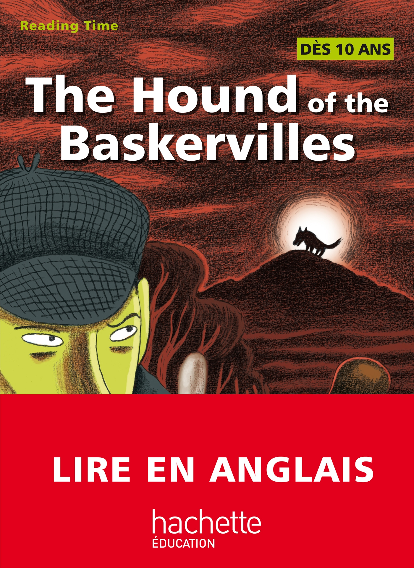 Reading Time - The Hound of the Baskervilles