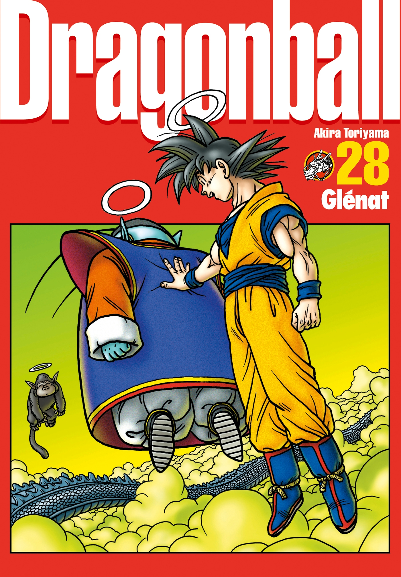 Dragon Ball perfect edition - Tome 28