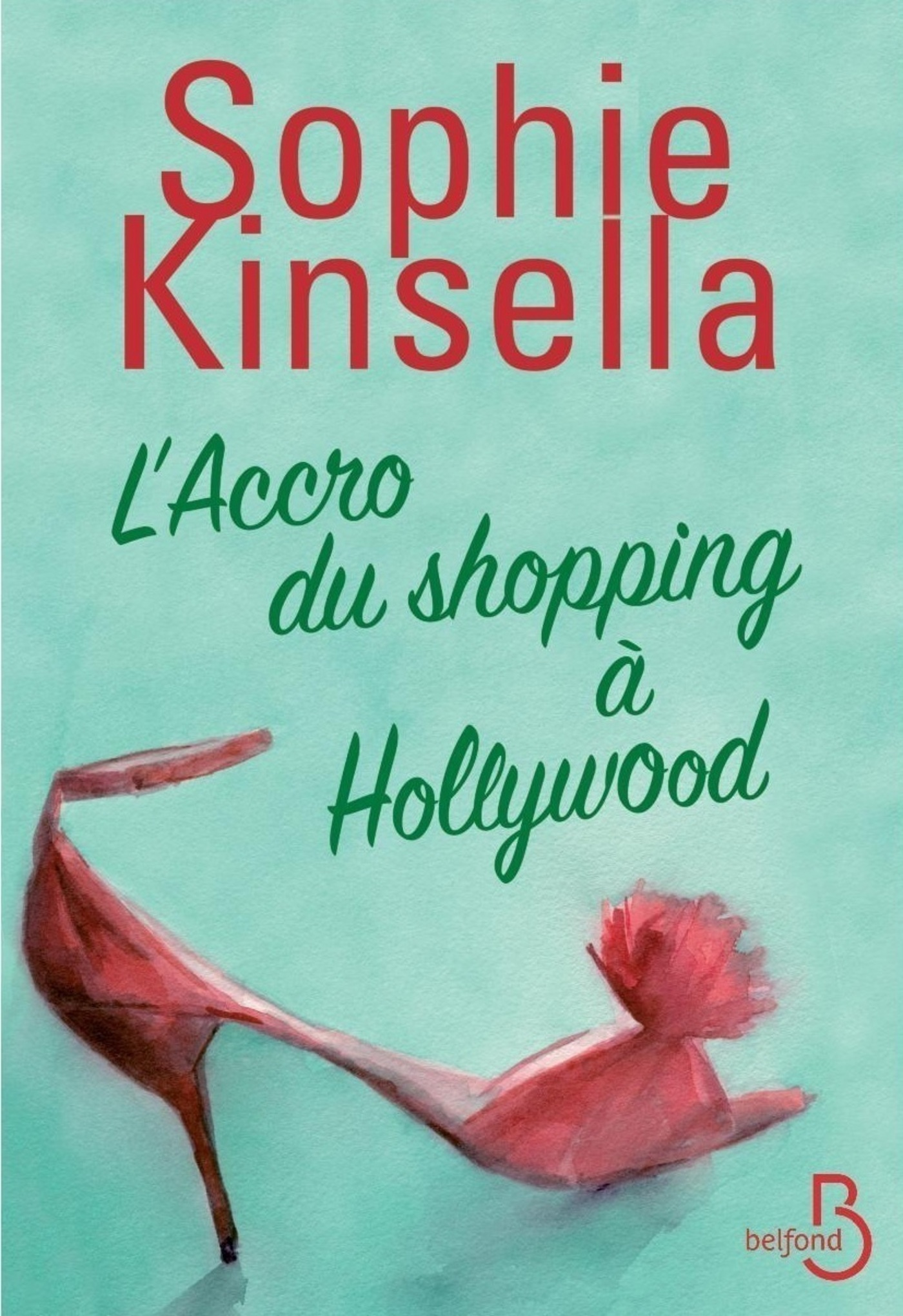 L'accro du shopping à Hollywood