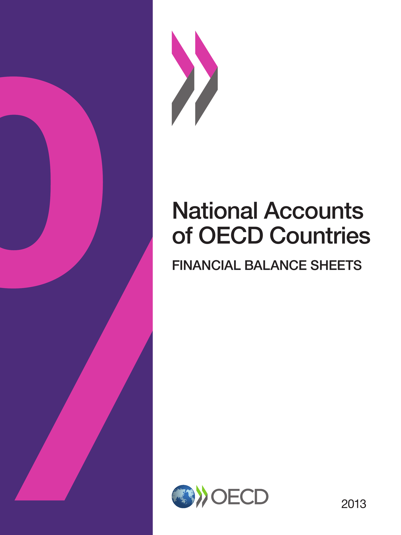National Accounts of OECD Countries, Financial Balance Sheets 2013
