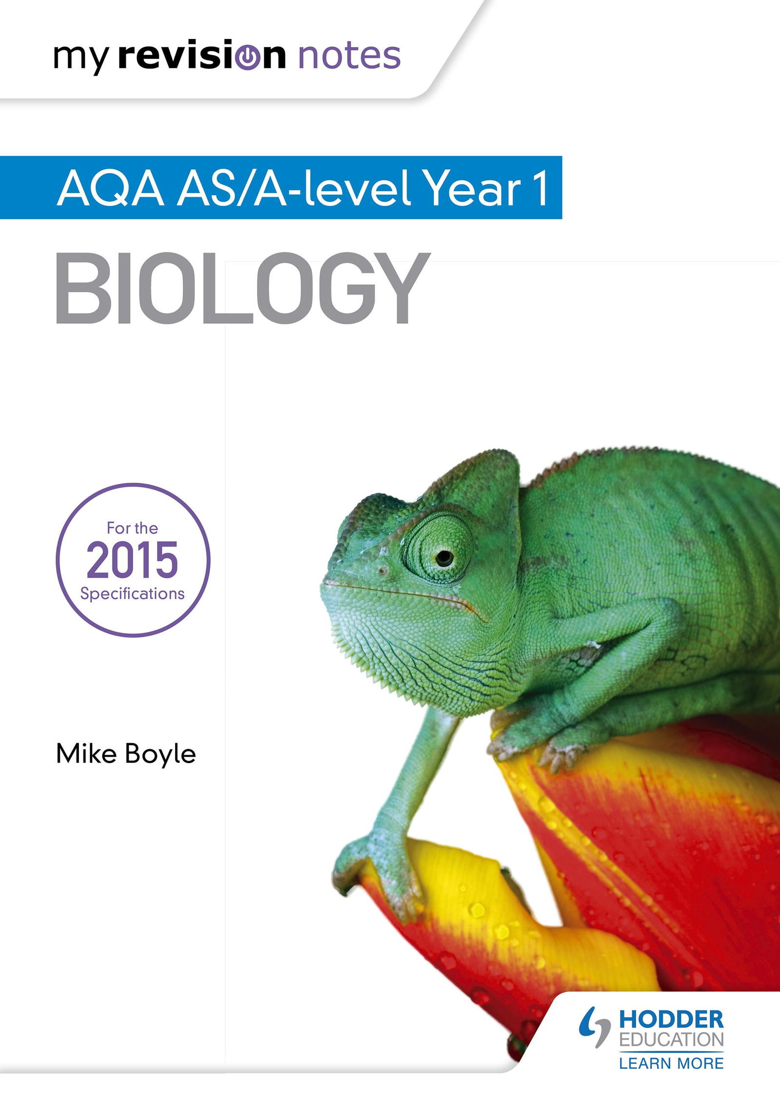 My Revision Notes: AQA AS Biology Second Edition