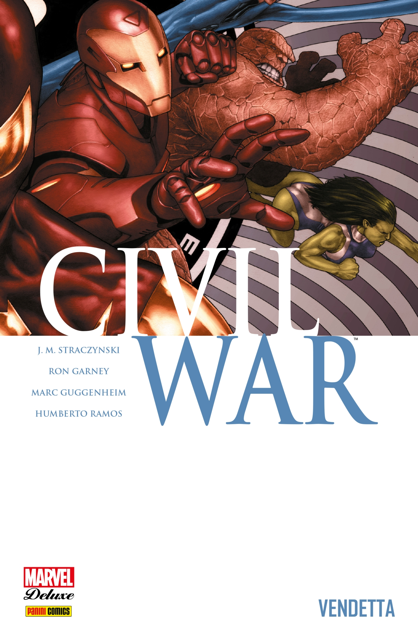 Civil War T02 - Vendetta