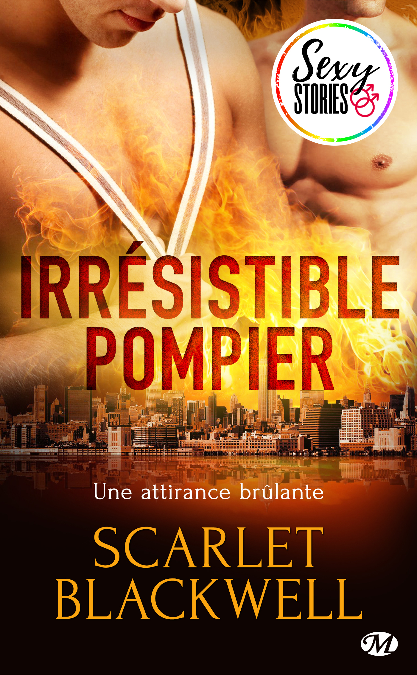 Irrésistible pompier - Sexy Stories