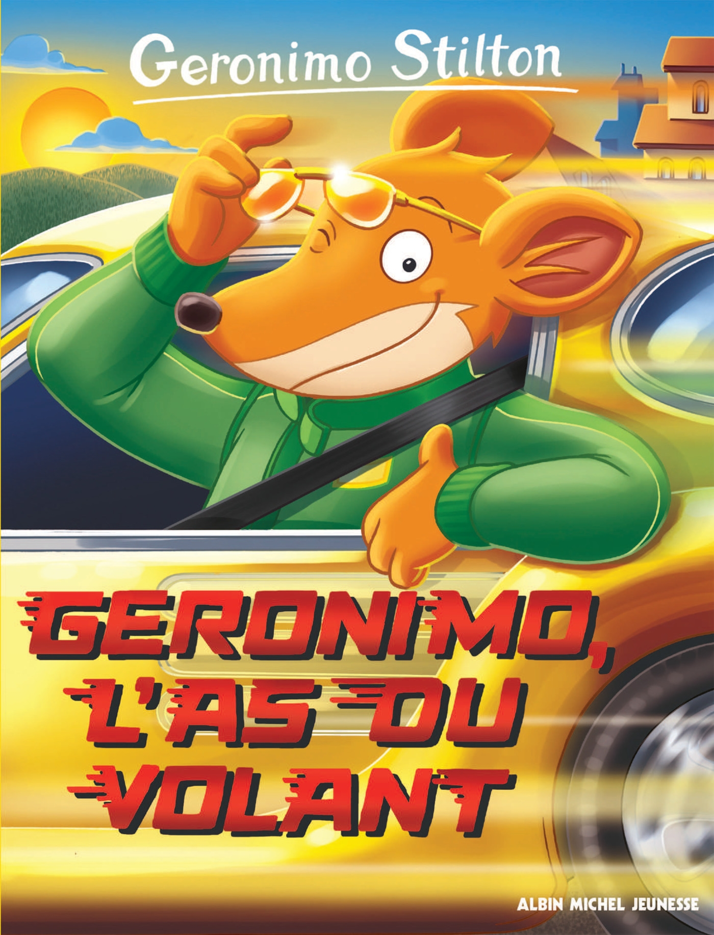 Geronimo l'as du volant