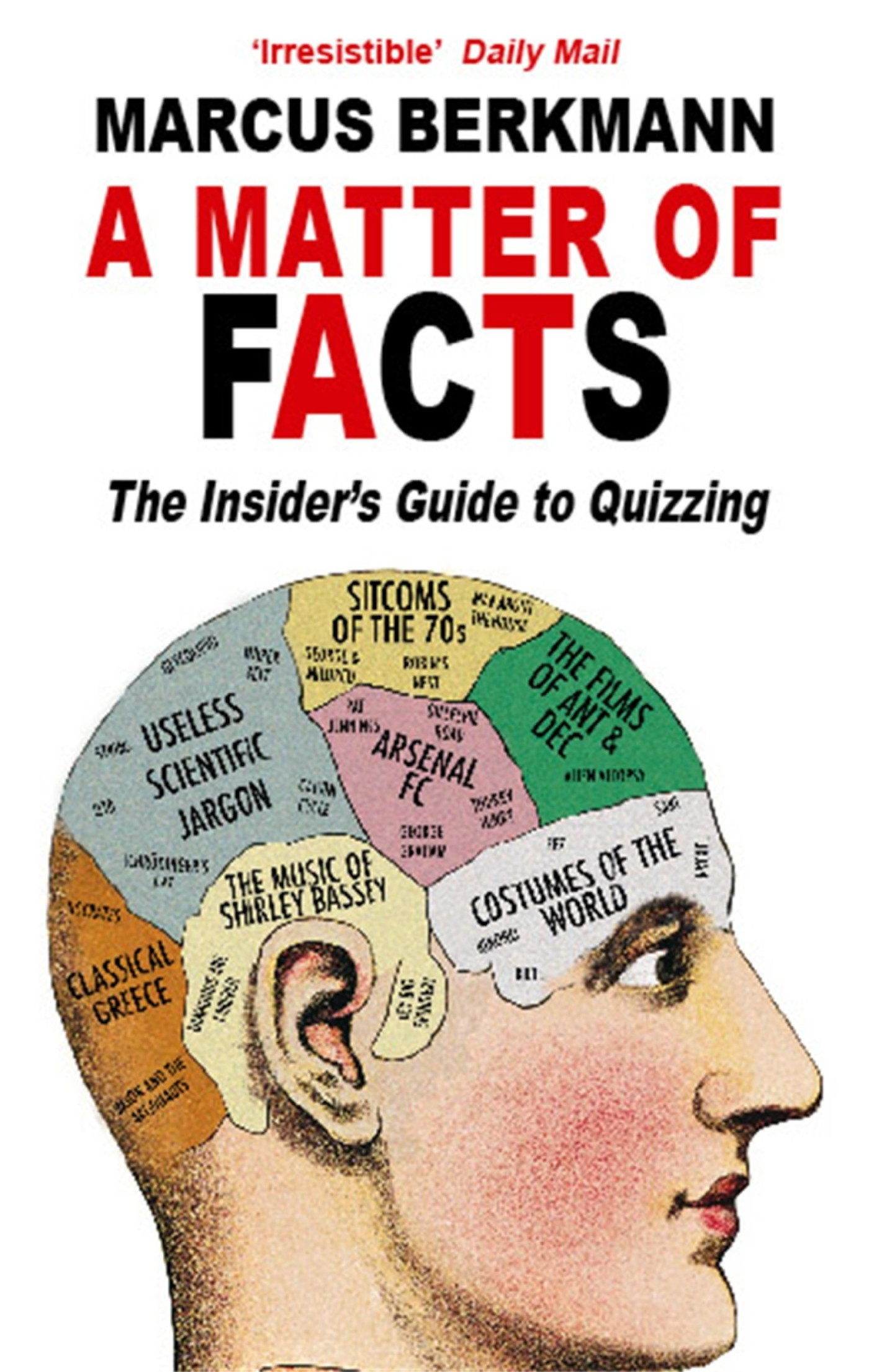 A Matter Of Facts: The Insider's Guide To Quizzing