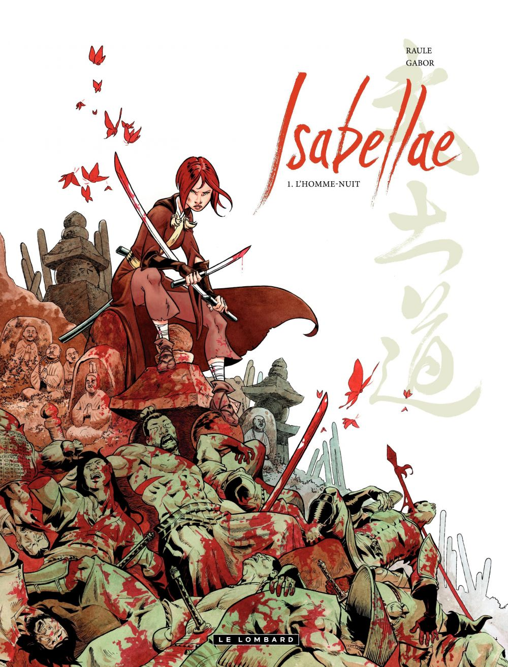 Isabellae - tome 1 - L'homme-nuit