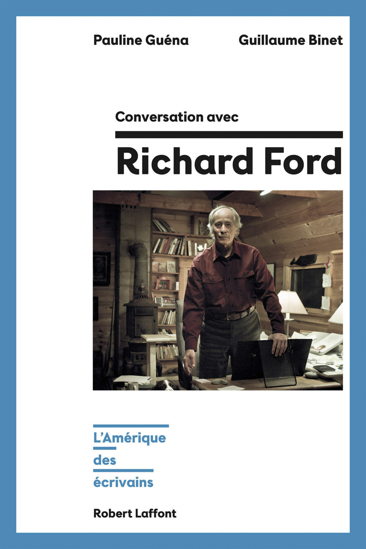 Conversation avec Richard Ford