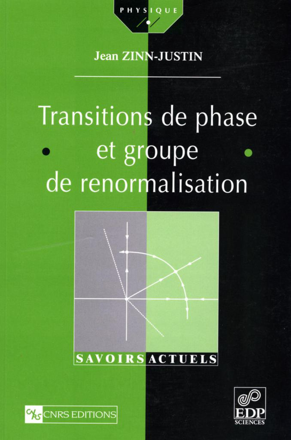 Transitions de phase et groupe de renormalisation