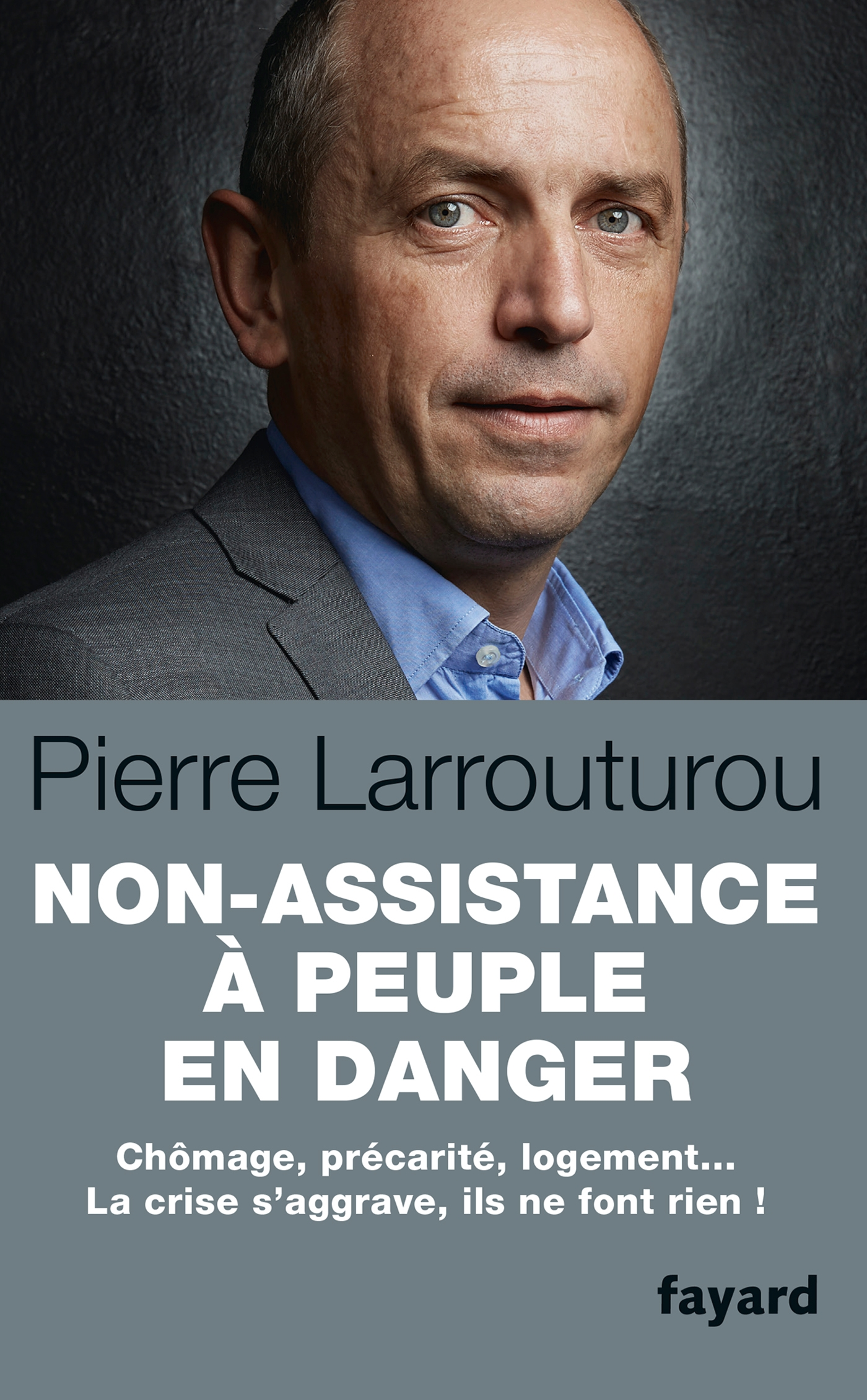 Non assistance à peuple en danger