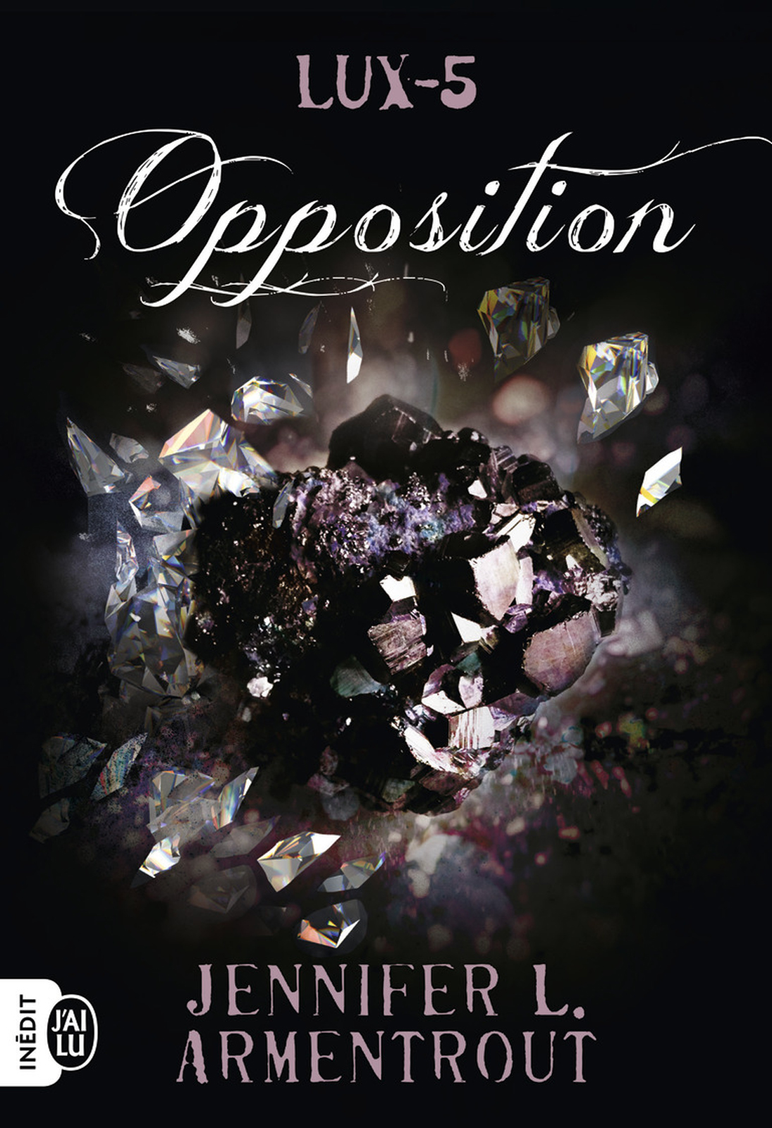 Lux (Tome 5) - Opposition