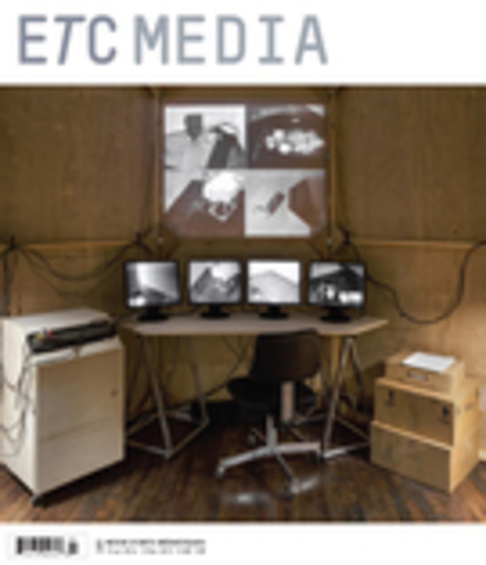 ETC MEDIA no 103, Octobre-Février 2014-2015