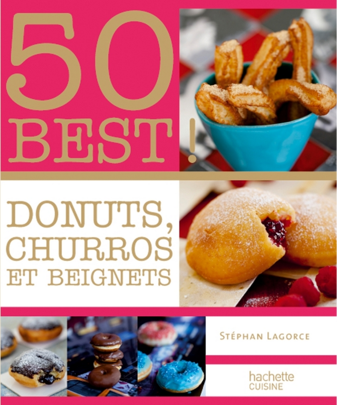 Donuts, Beignets et Churros