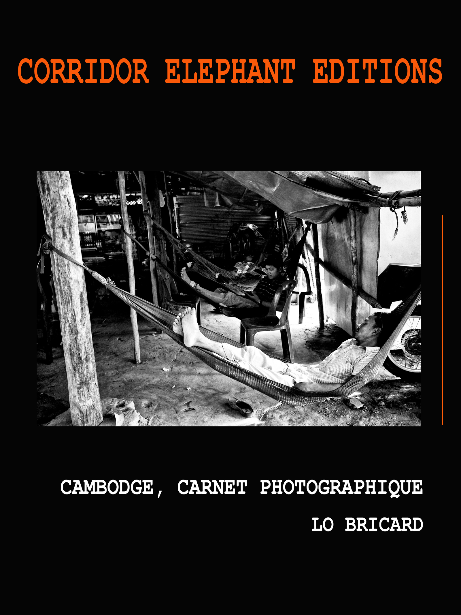 Cambodge, carnet photographique