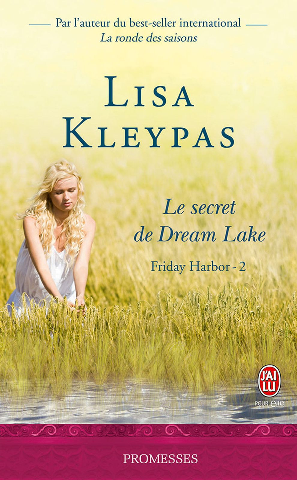 Friday Harbor (Tome 2) - Le secret de Dream Lake