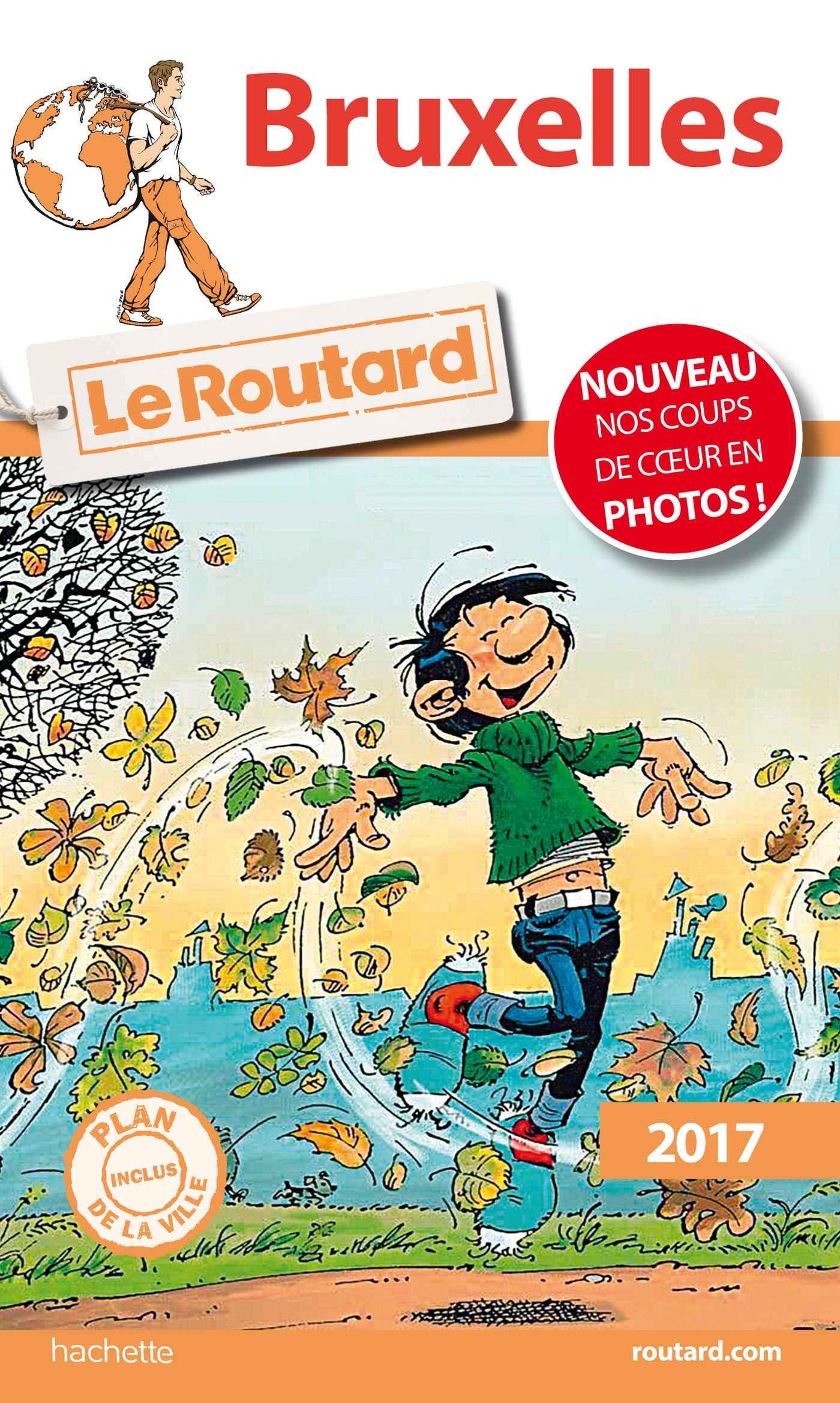 Guide du Routard Bruxelles 2017 |