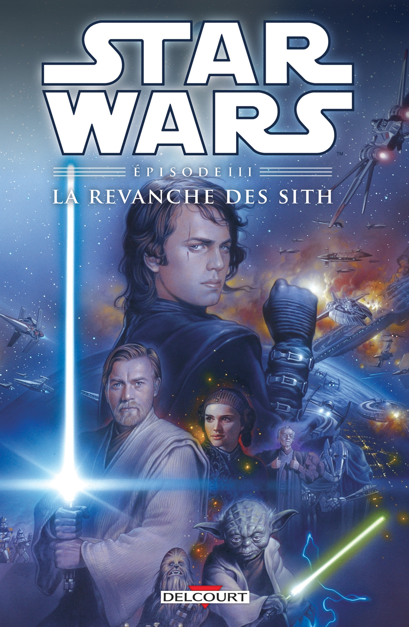 Star Wars - Épisode III. NED