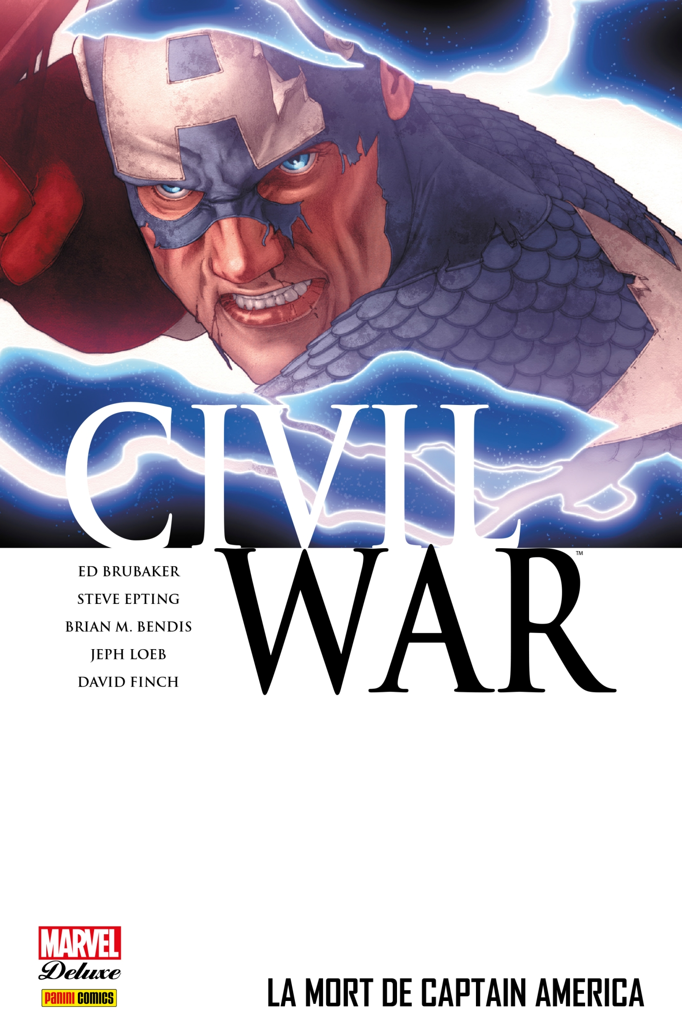 Civil War T03 - La mort de Captain America