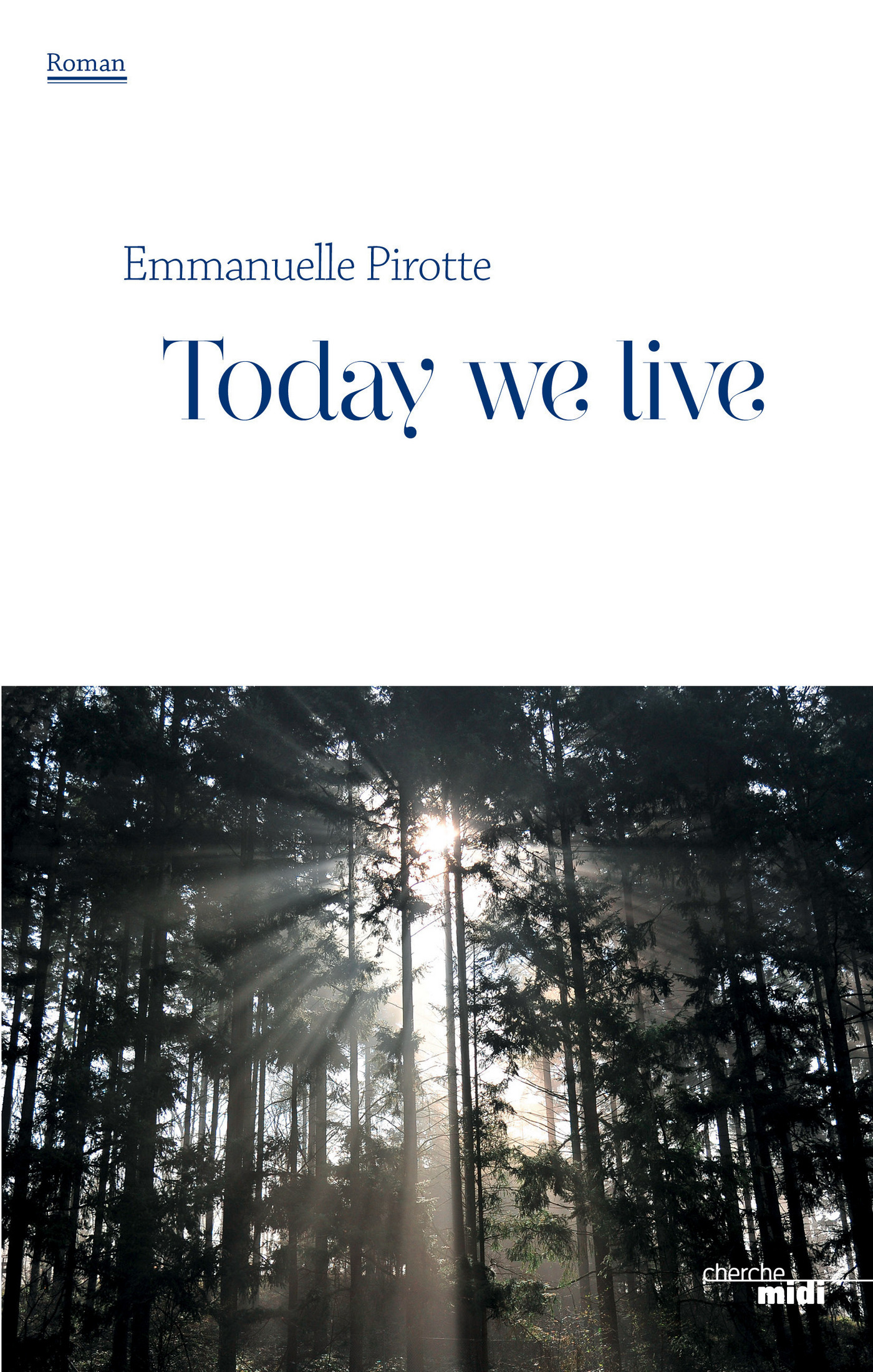 Today we live - extrait
