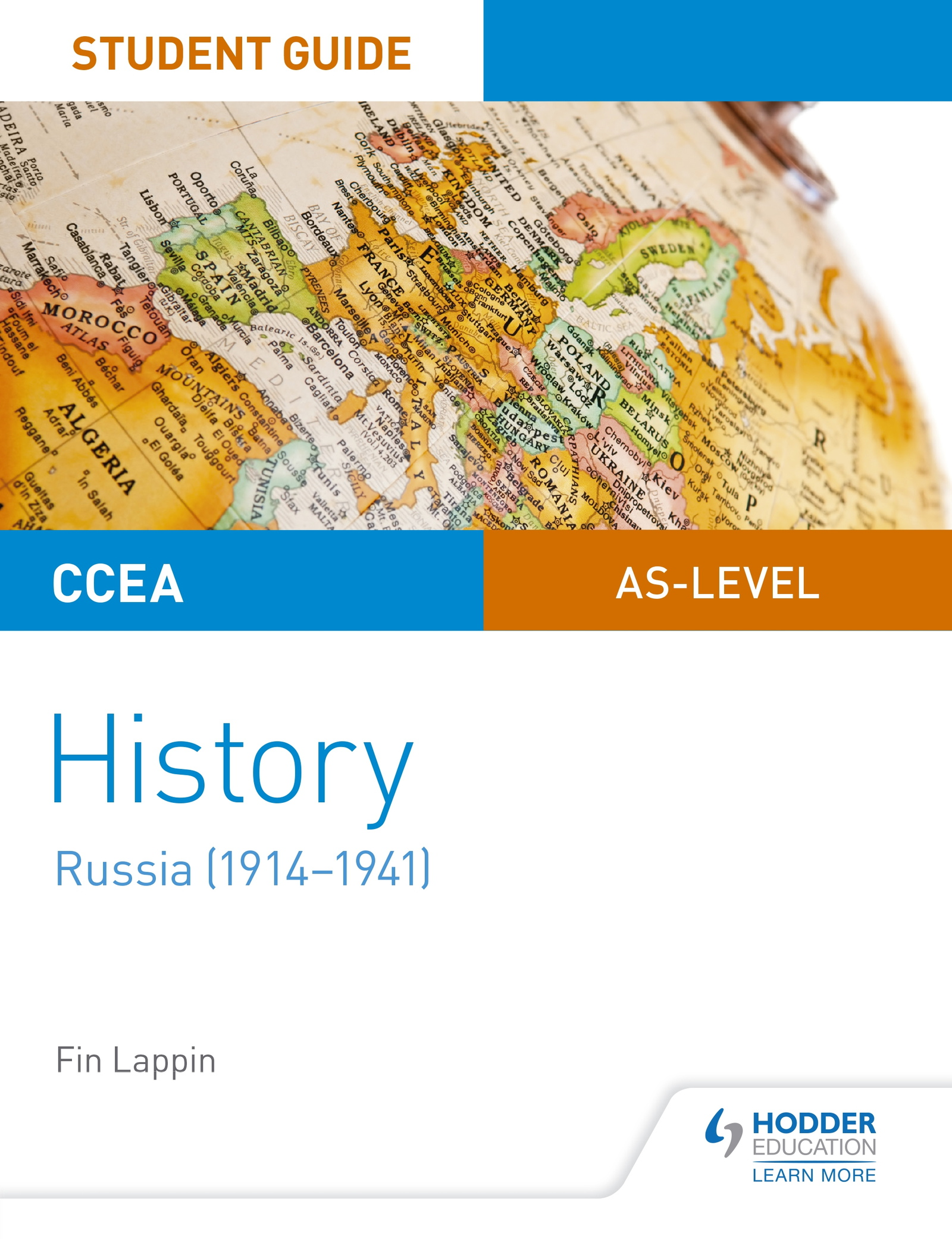 CCEA AS-level History Student Guide: Russia (1914-1941)
