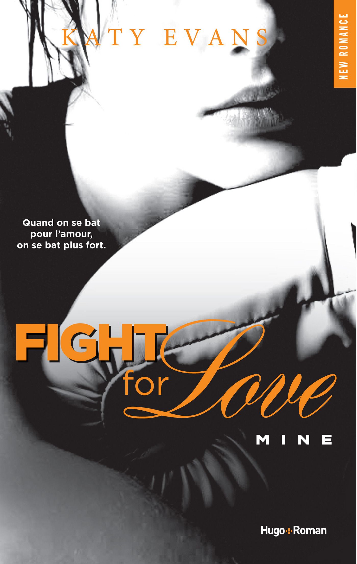 Fight For Love - tome 2 Mine (Extrait offert)