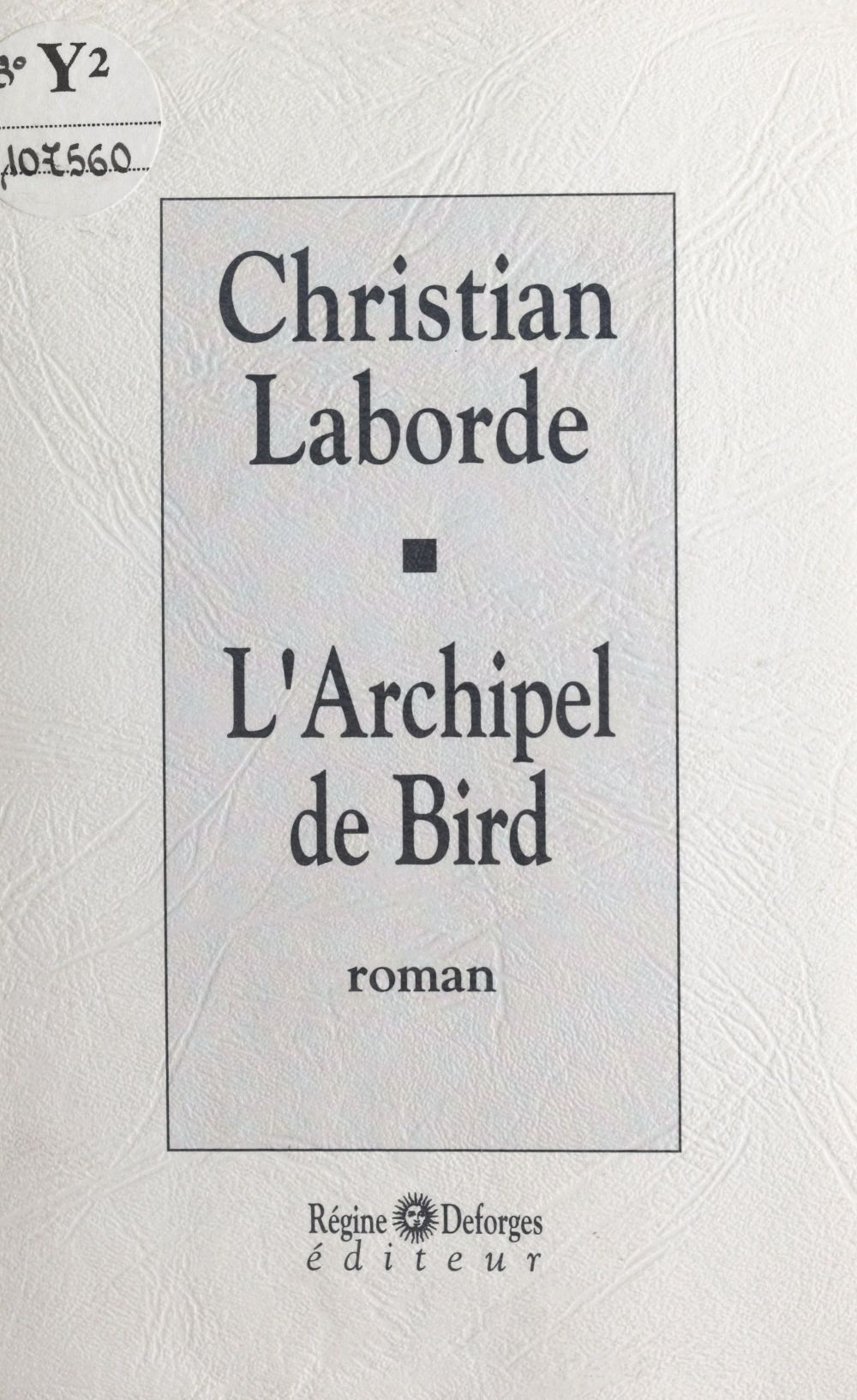 L'archipel de Bird