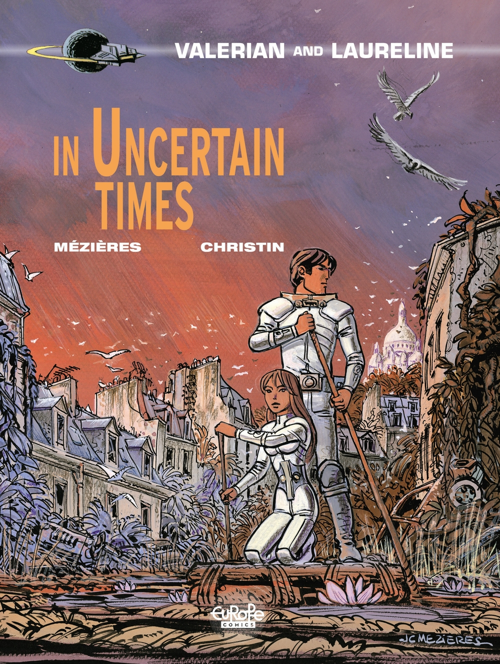 Valerian - Volume 18 - In Uncertain Times
