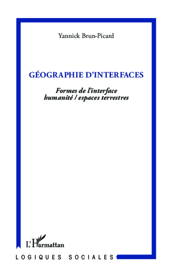 Géographie d'interfaces
