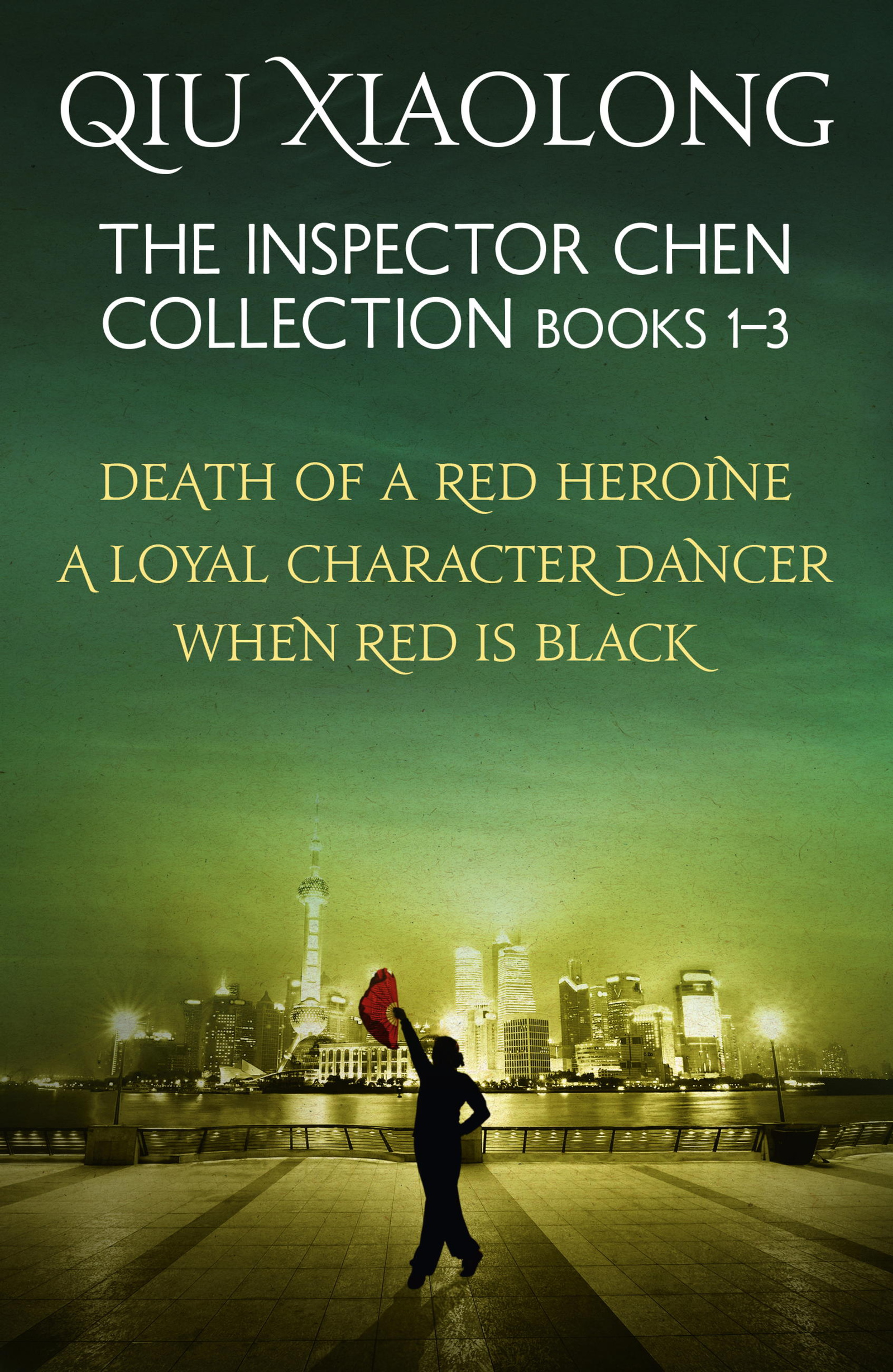The Inspector Chen Collection 1-3