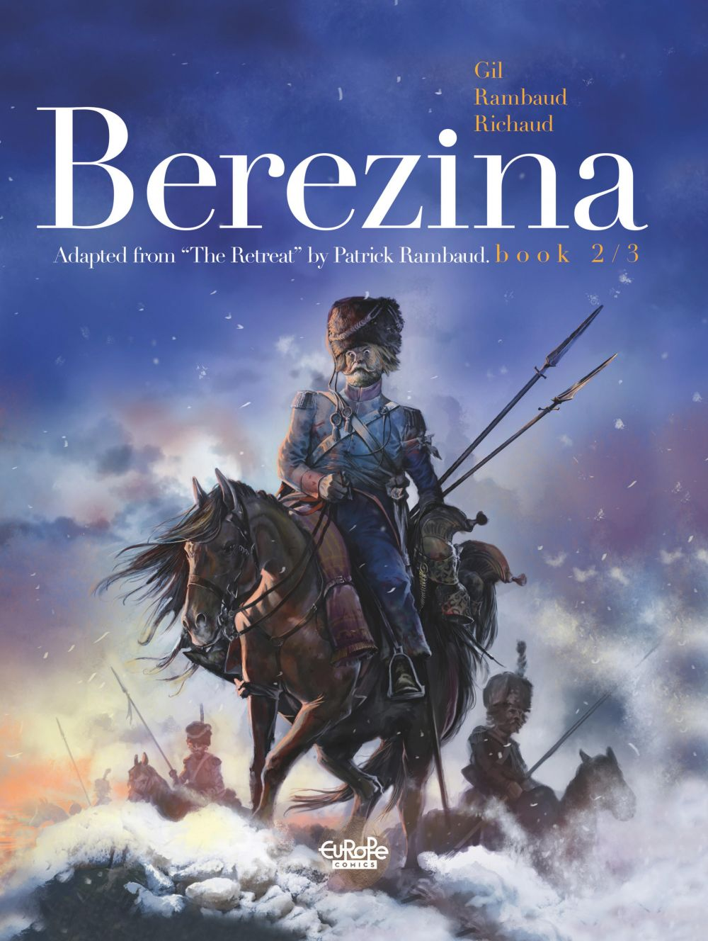 Bérézina - Volume 2 - The Ashes