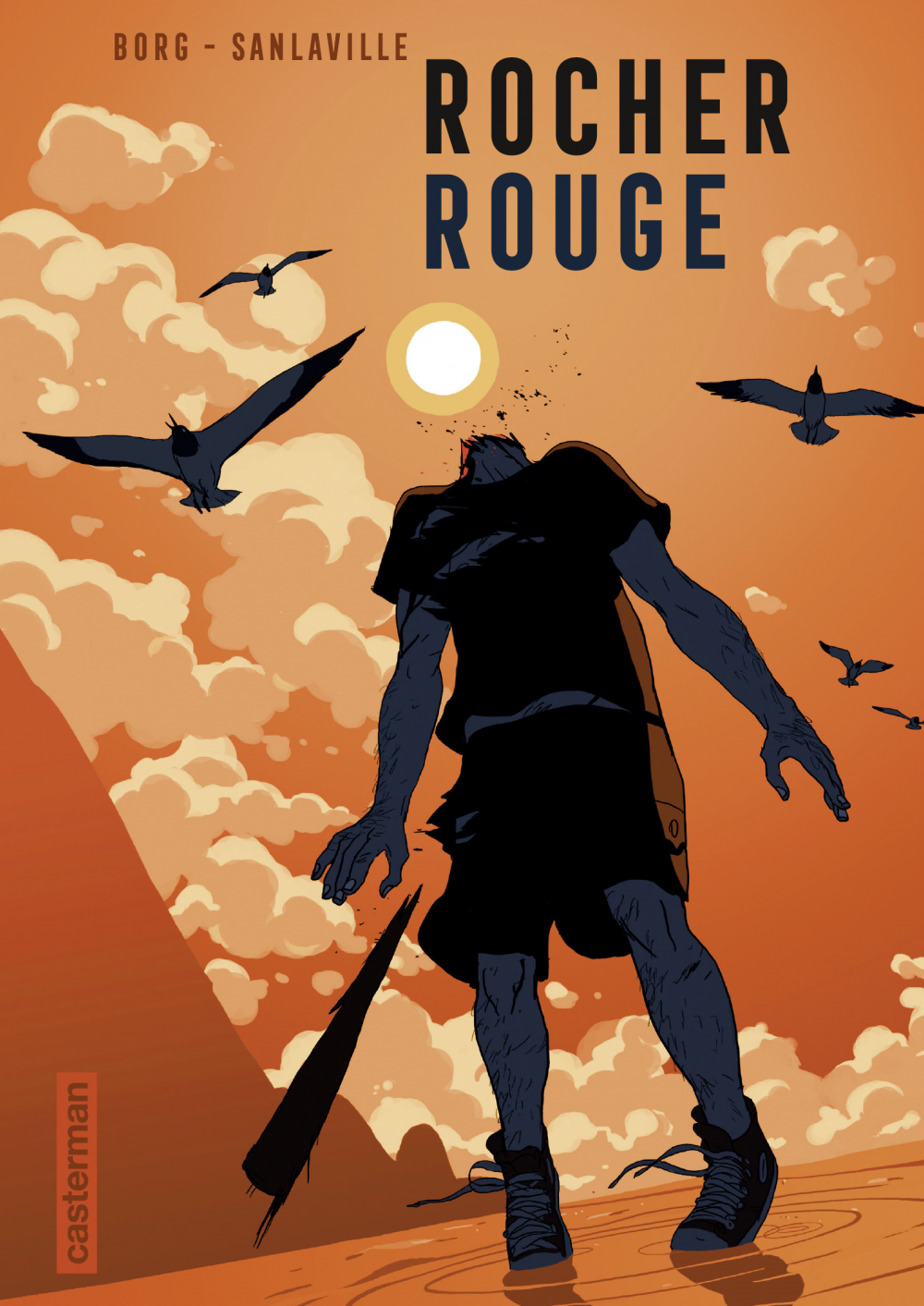 Rocher rouge (Tome 1)