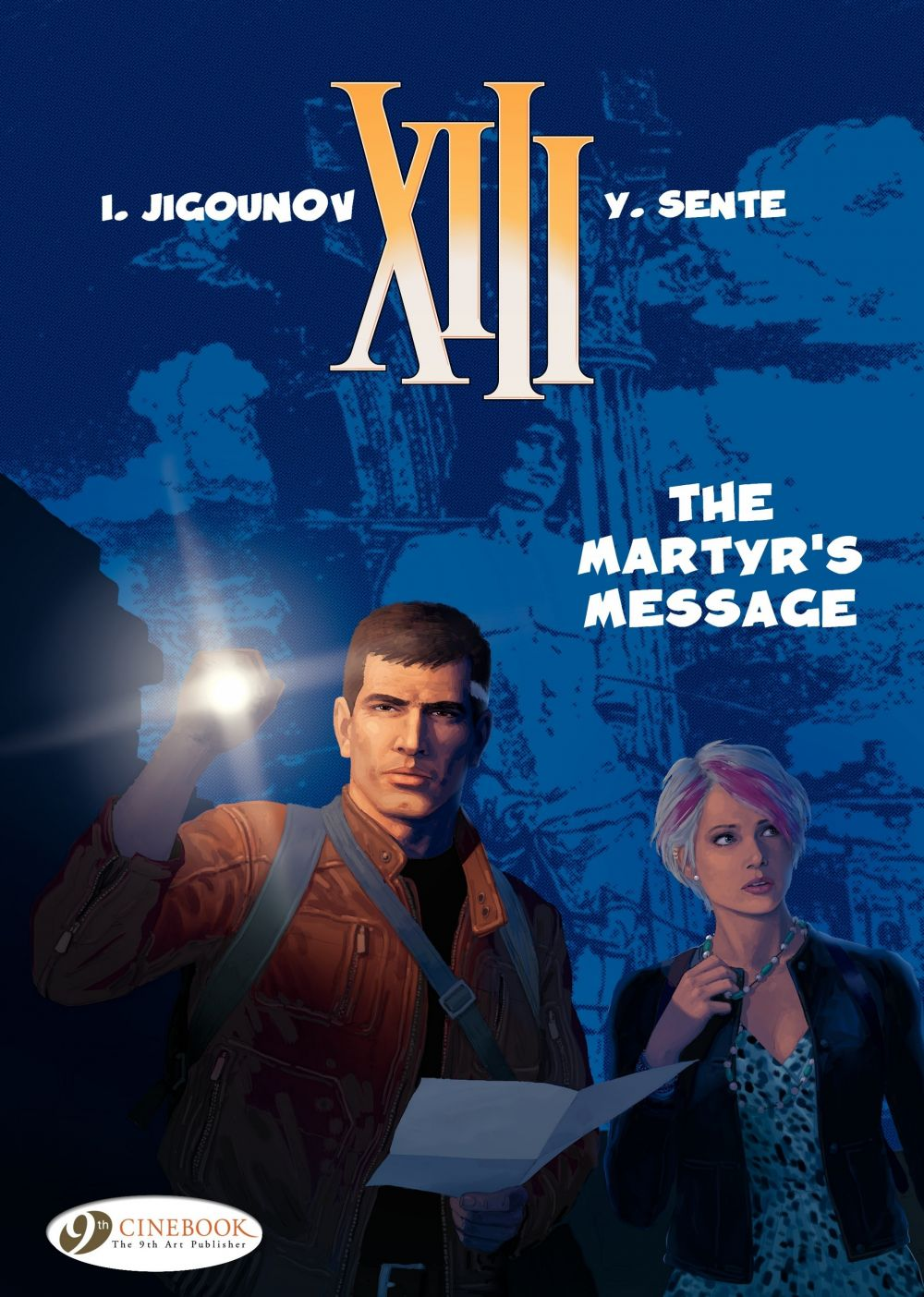 XIII (english version) - Tome 22 - The Martyr's message