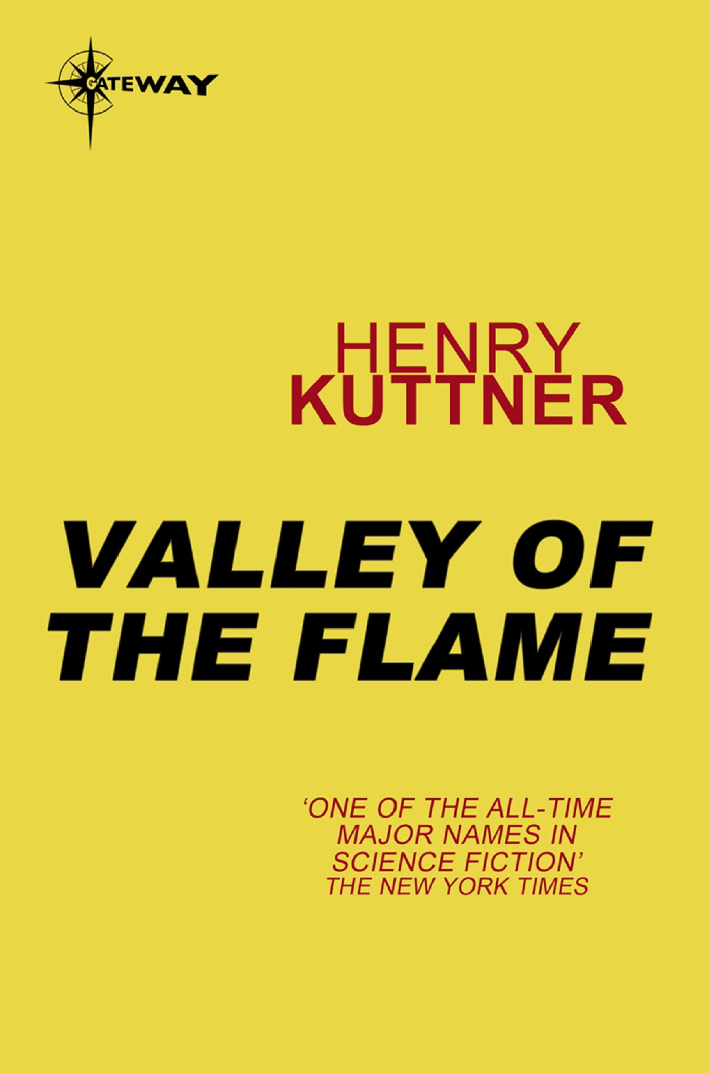 Valley of the Flame