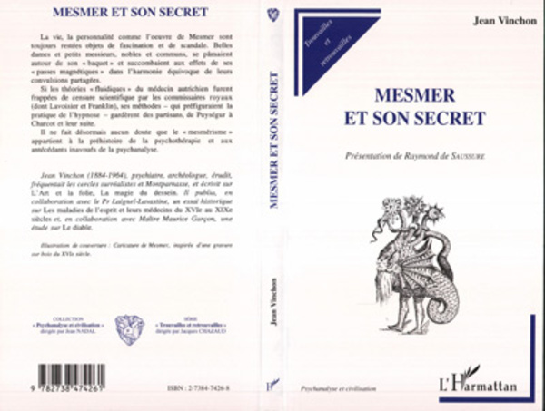 MESMER ET SON SECRET