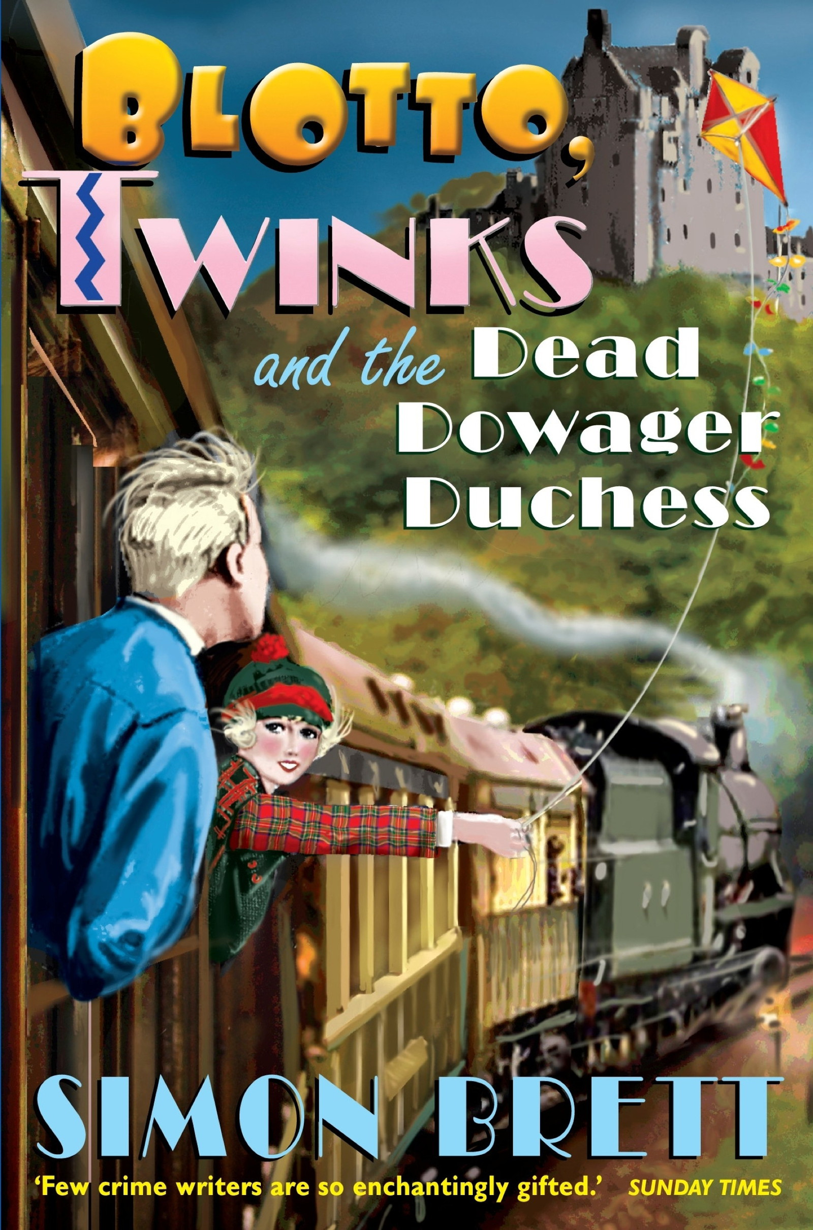 Blotto, Twinks and the Dead Dowager Duchess