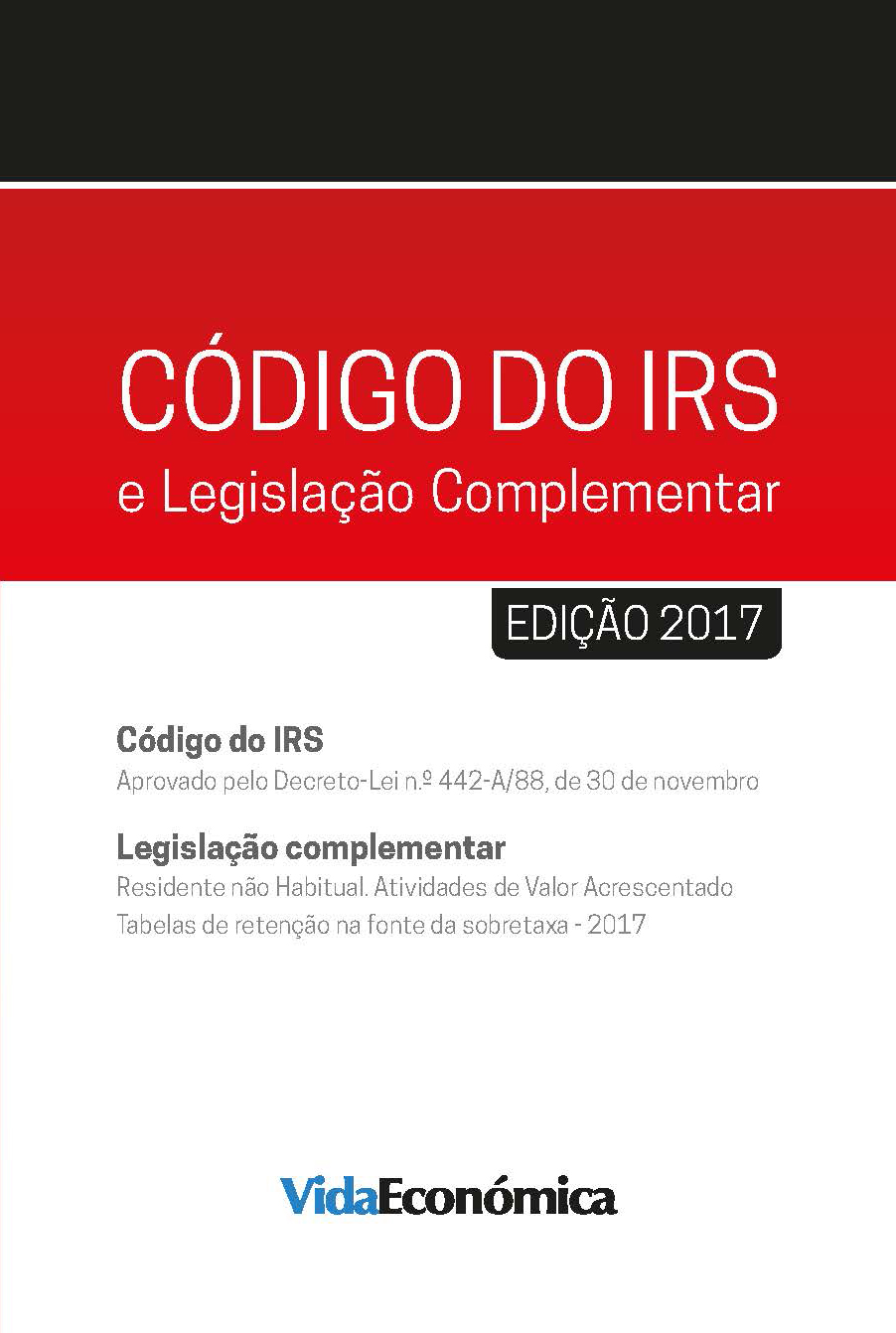 Código do IRS - 2017