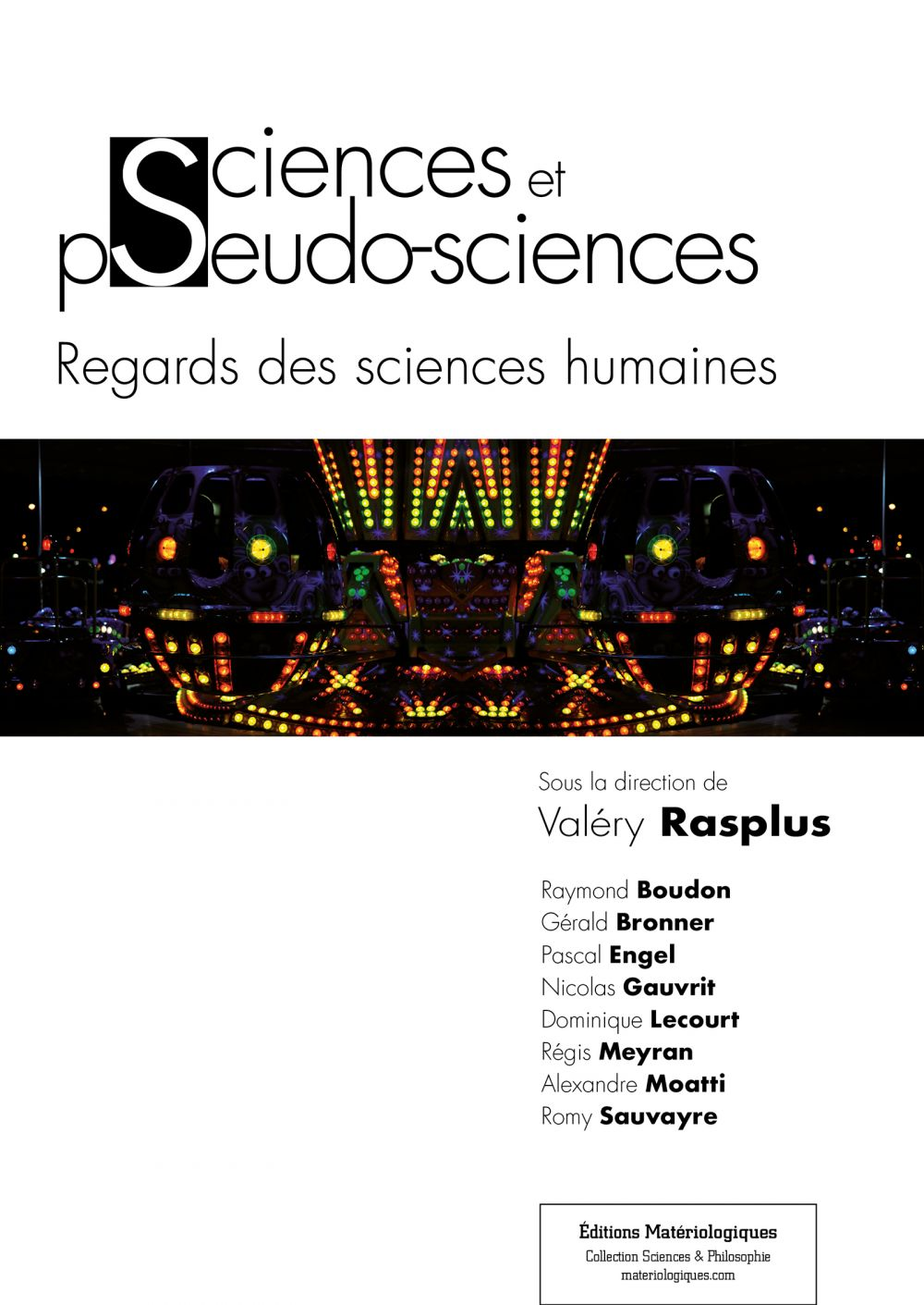 Sciences et pseudo-sciences
