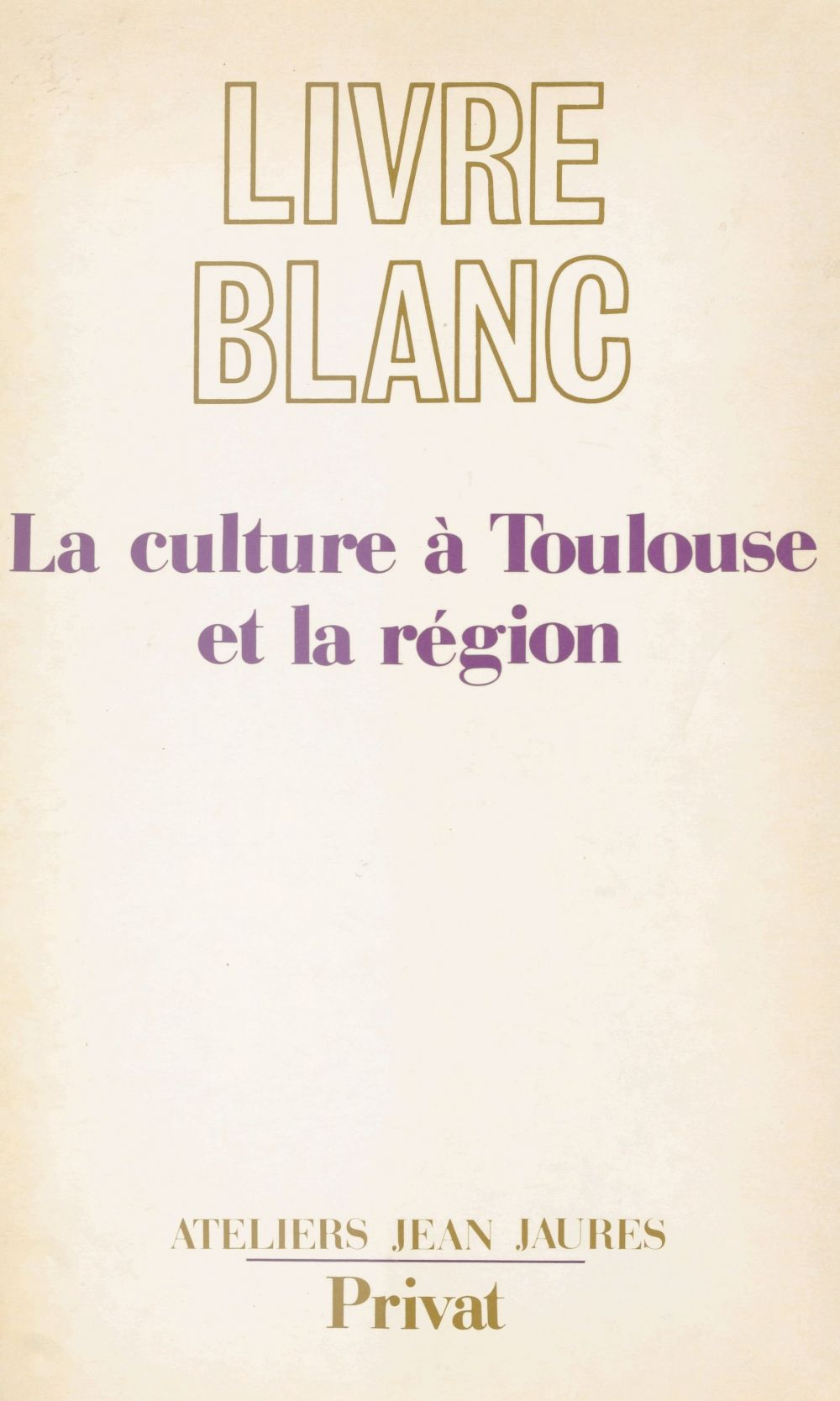 La culture à Toulouse et la région