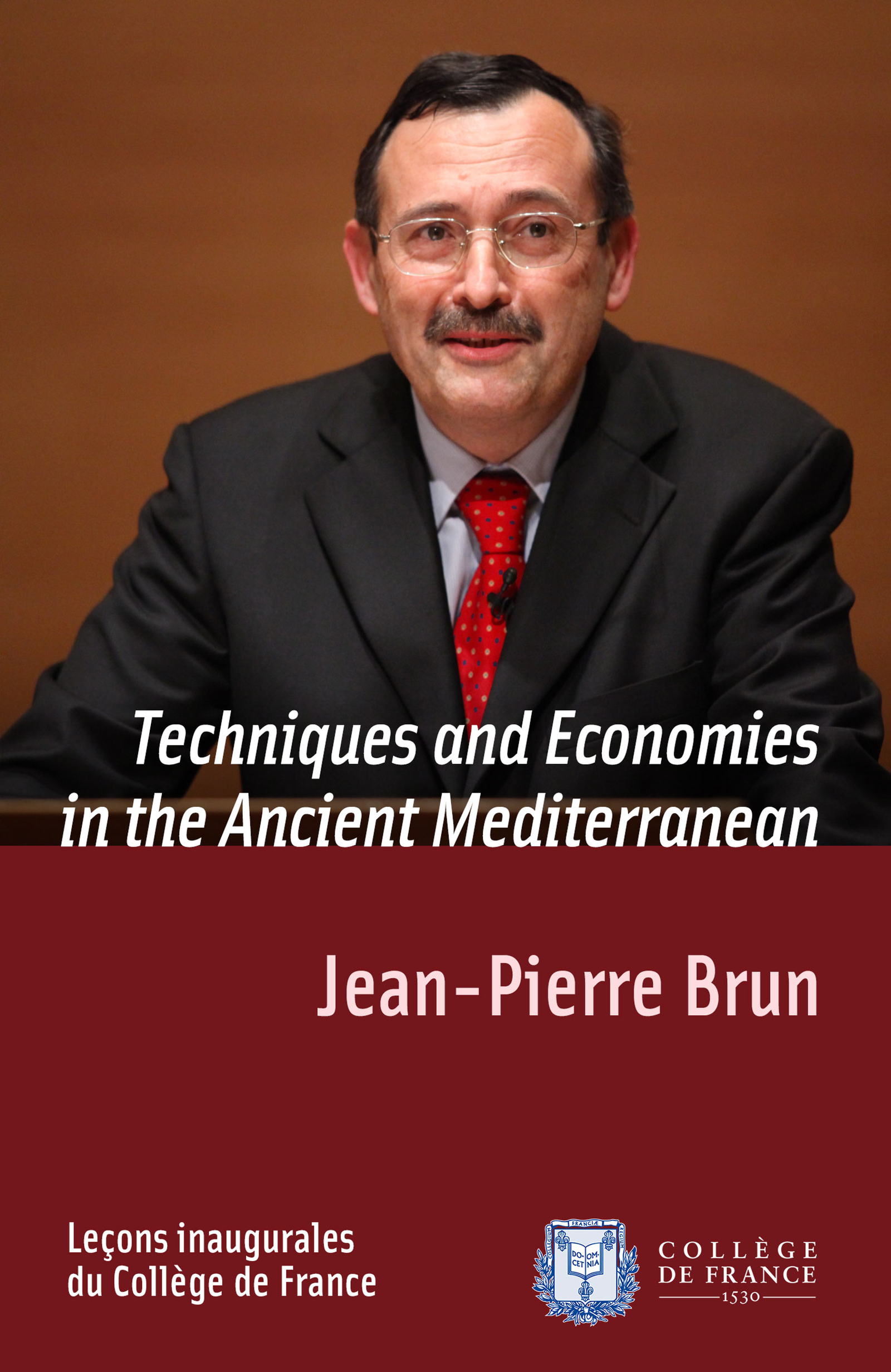 Techniques and Economies in the Ancient Mediterranean