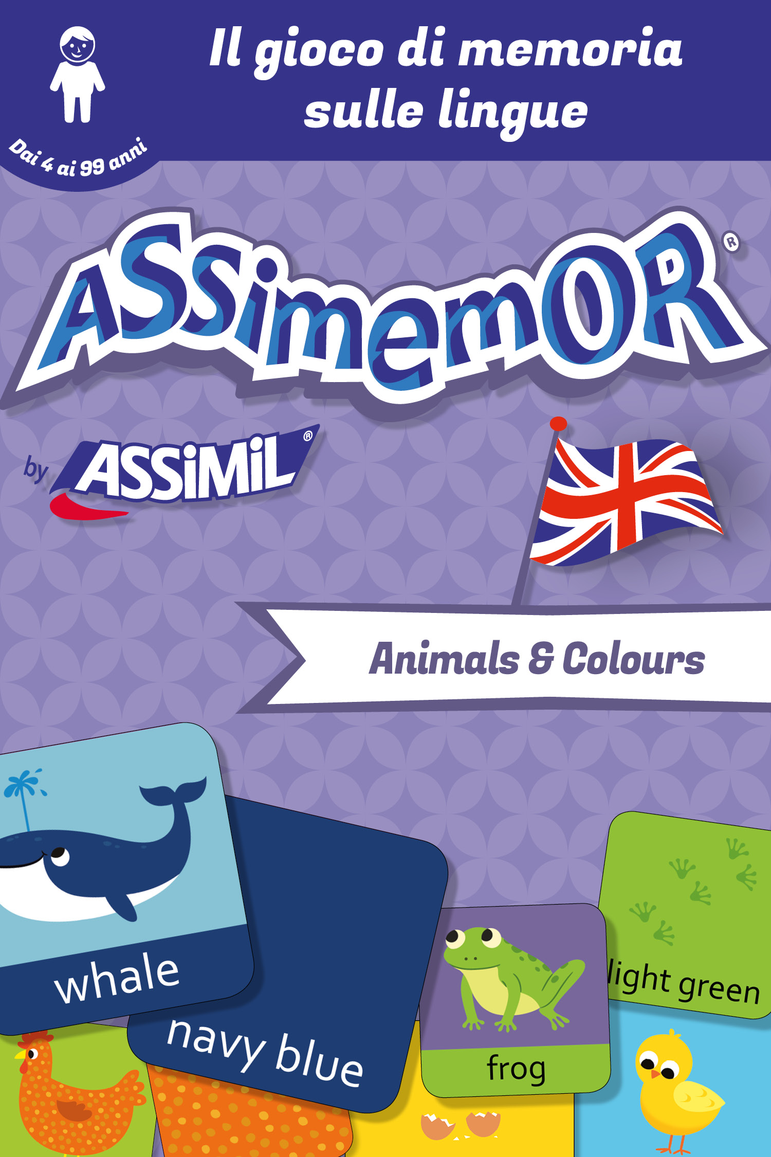 Assimemor - Le mie prime parole in inglese: Animals and Colours