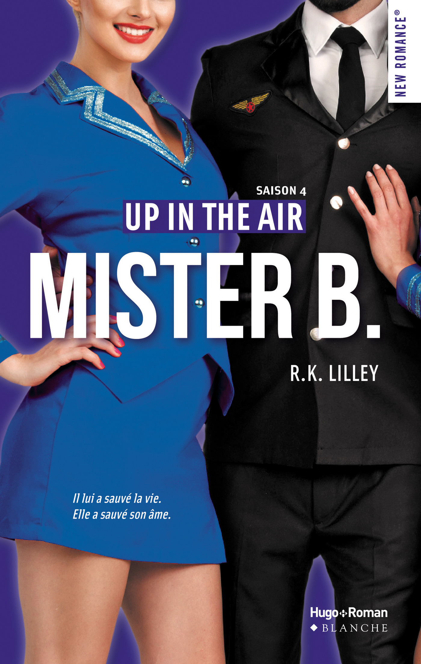 Up in the air Saison 4 Mister B. -Extrait offert-