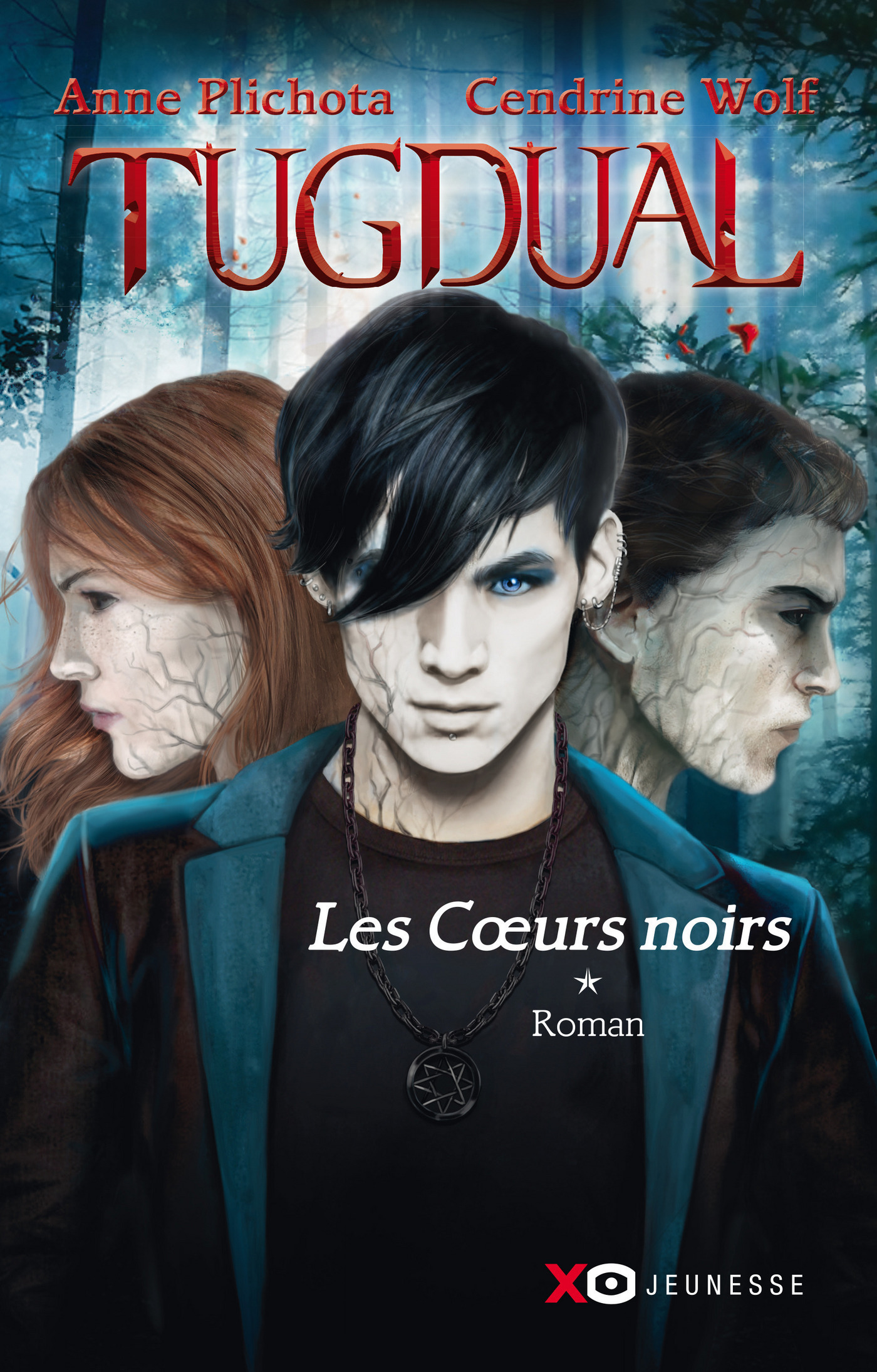 Tugdual - tome 1 Les coeurs noirs