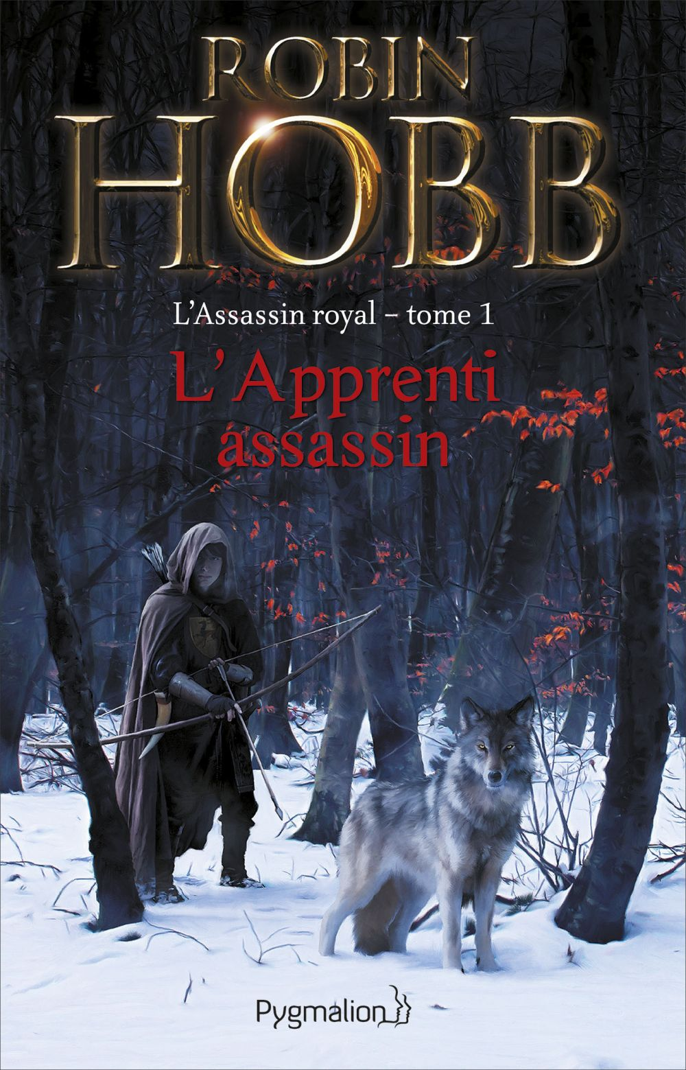 L'Assassin royal (Tome 1) - L'Apprenti assassin
