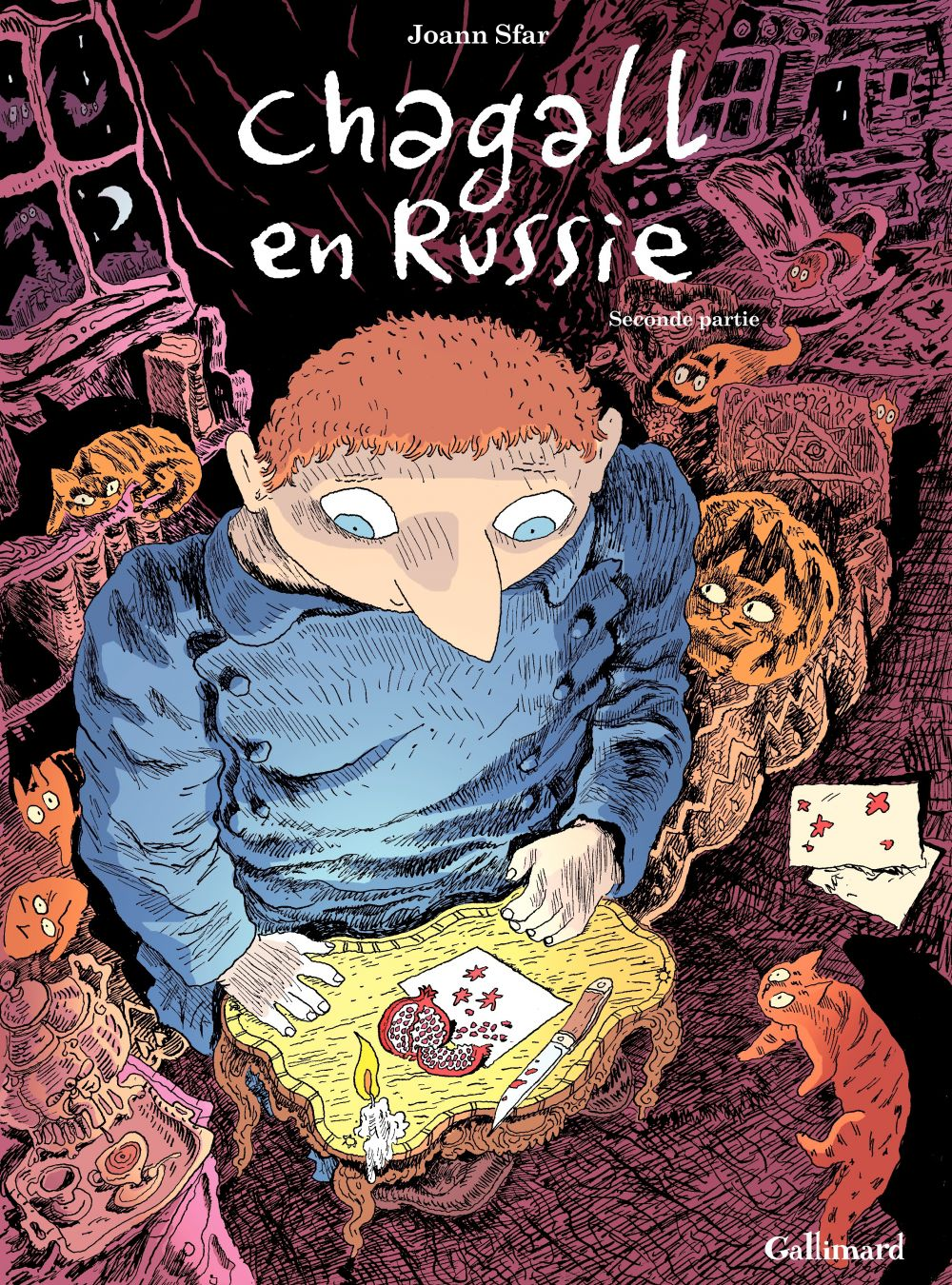 Chagall en Russie (Tome 2)