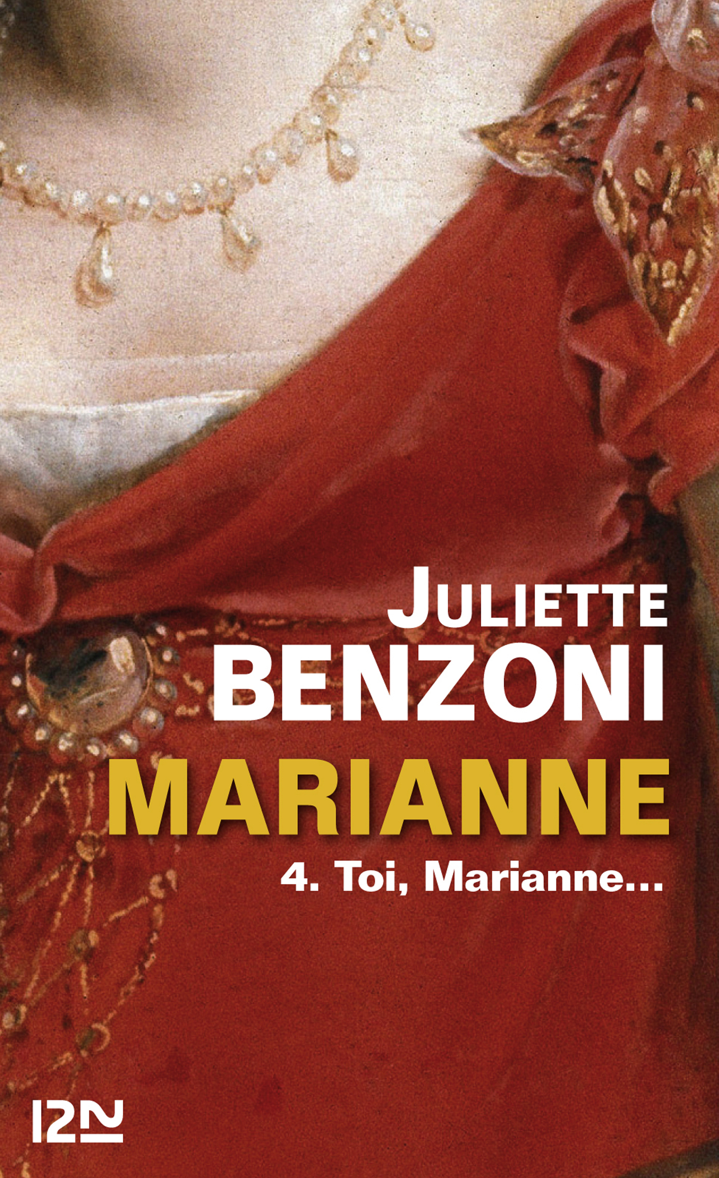 Marianne tome 4