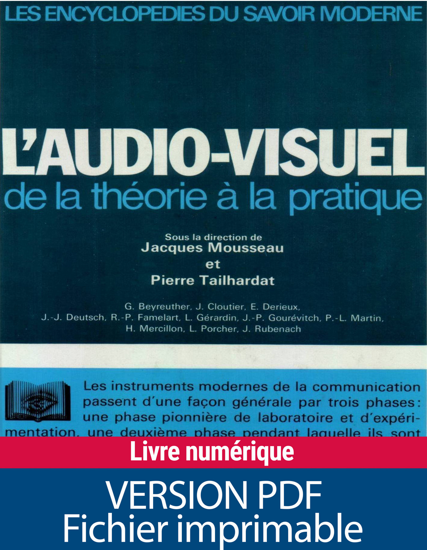 L'audio-visuel