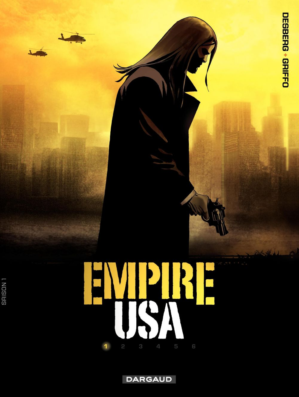 Empire USA - Saison 1 - Tome 1