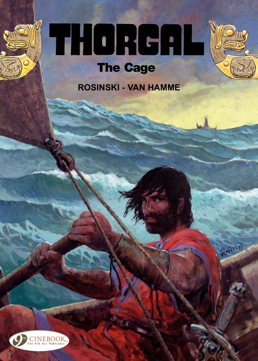 Thorgal - Volume 15 - The Cage