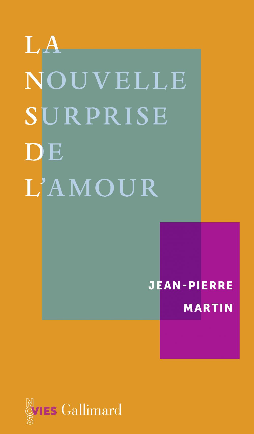 La nouvelle surprise de l'amour