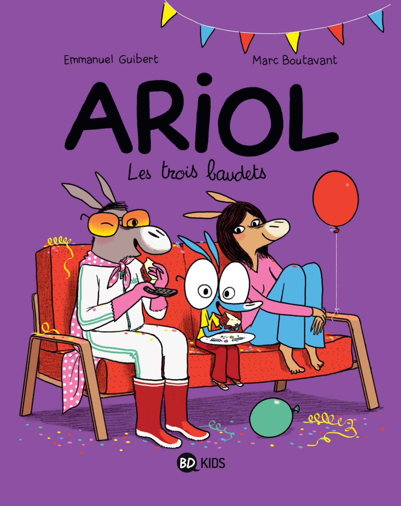 Ariol, Tome 08