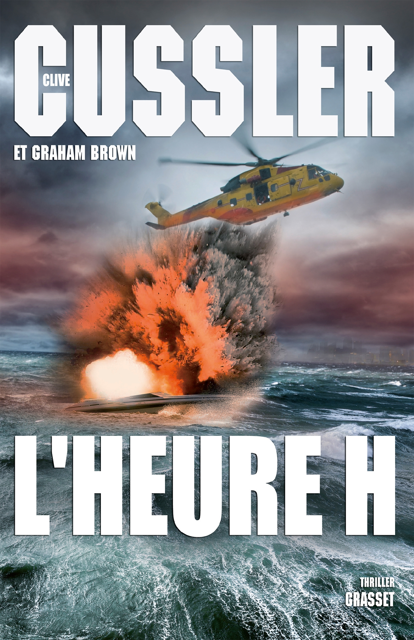 L'heure H | Brown, Graham